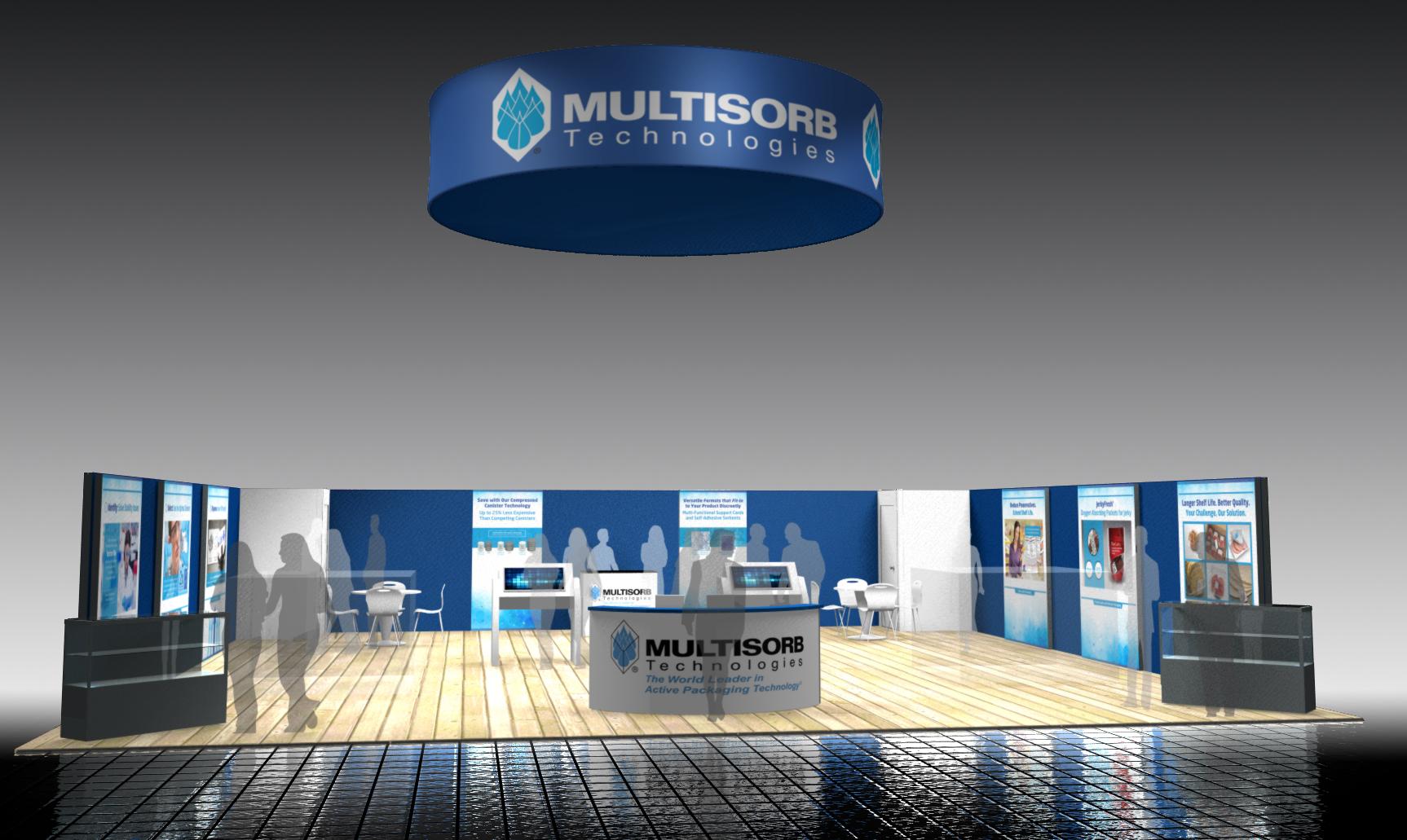 Multisorb-render