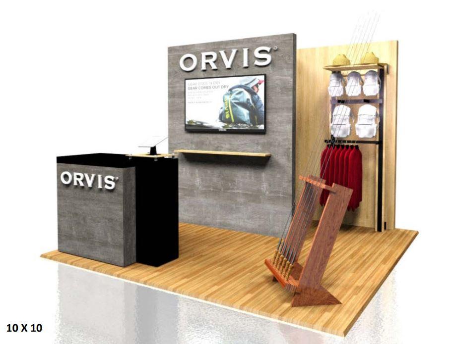 Orvis 10x10