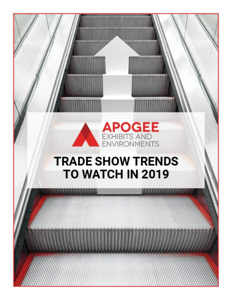 Our free Ebook, Trade Show Trends to Watch in 2019, highlights the top trends taking place at biotechnology and pharmaceutical trade shows in 2019.