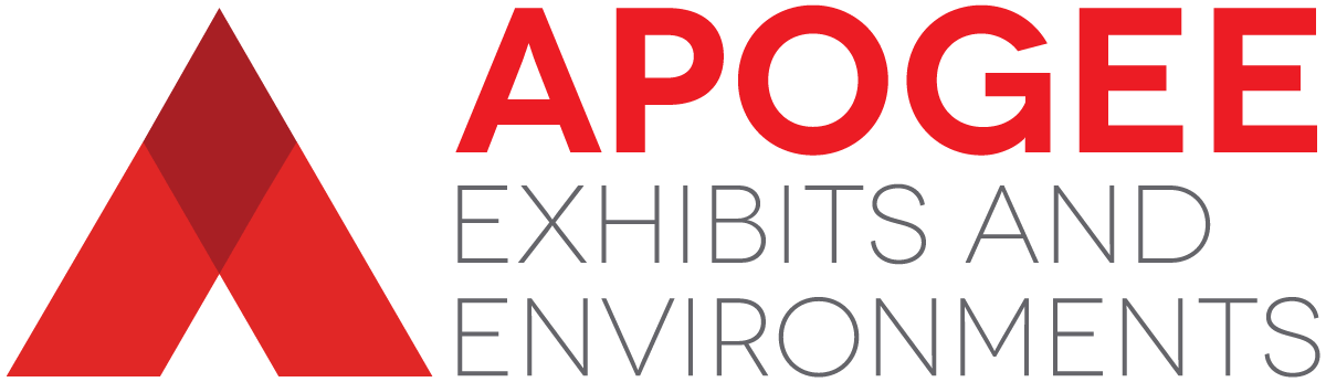Apogee Exhibits logo