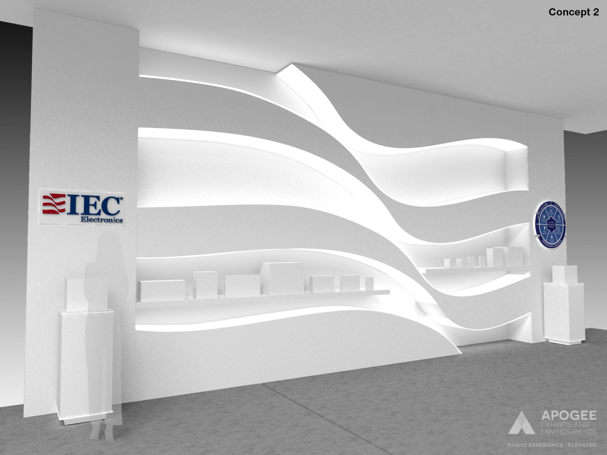Corporate Interior Design Logo