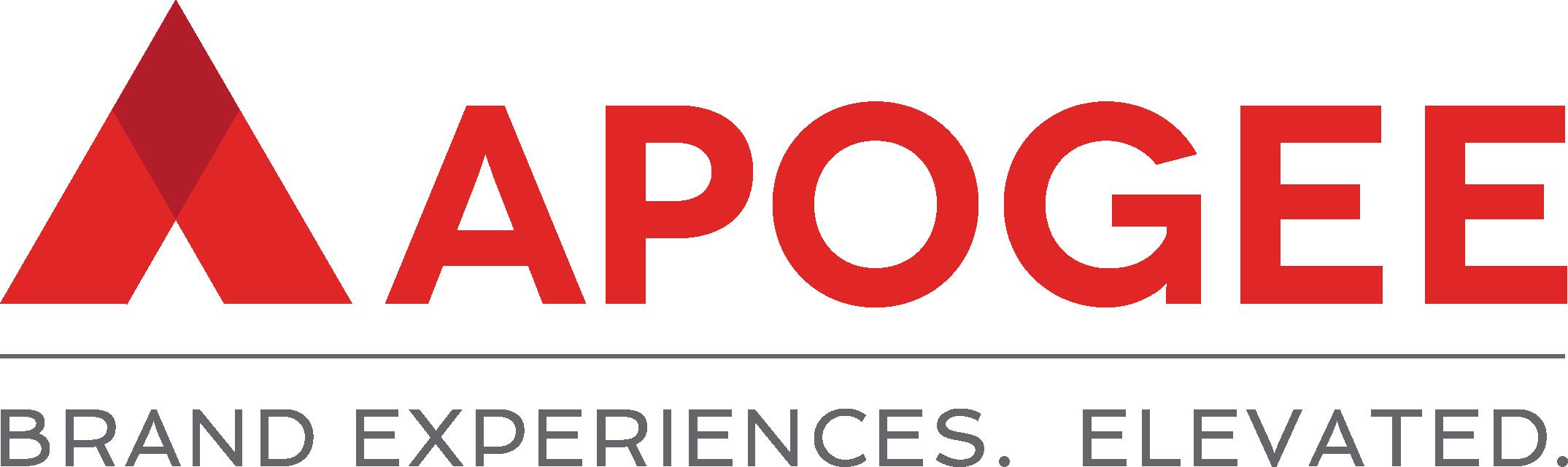 Apogee Exhibits logo