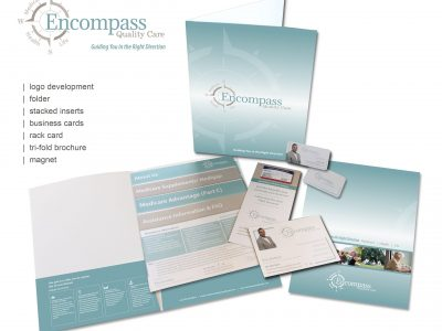 Logo design, Graphic Design, collateral support
